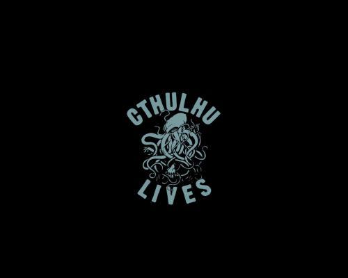 cthulhu lives.thumbnail Cthulhu Lives Wallpaper Cthulhu