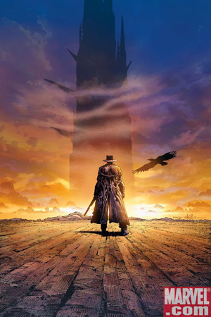 Roland to the Dark Tower Come