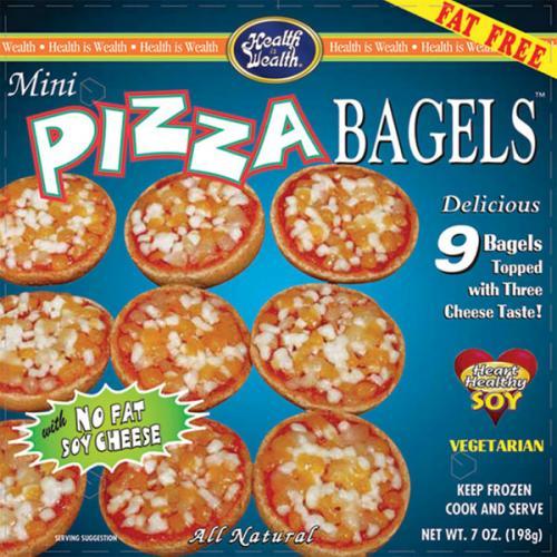 bagel-pizza