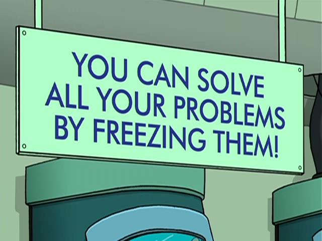 freeze-problems