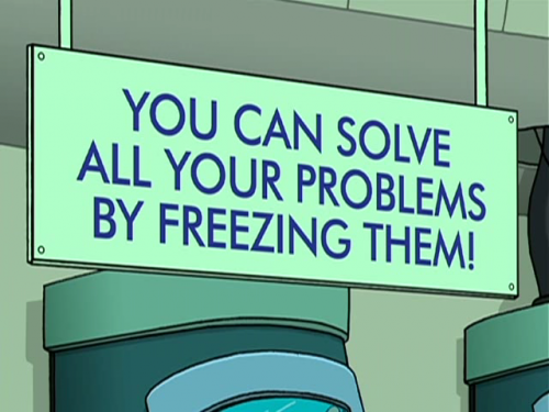 freeze-problems