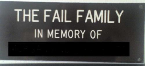 Fail Family Humor