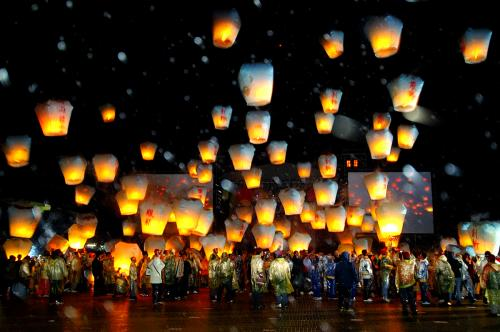 floating-lanterns