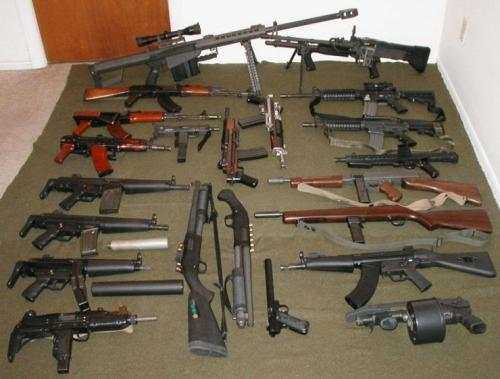 collection-of-guns