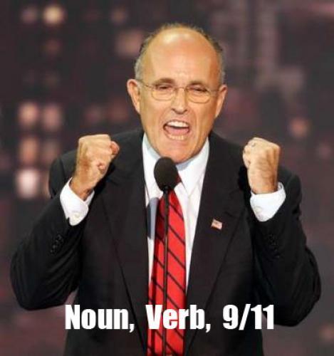 rudi noun verb 911.thumbnail Noun, Verb, 9 11 Politics Humor 9 11