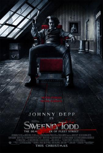 sweeney todd movie poster.thumbnail Sweeny Todd Movie Poster Movies