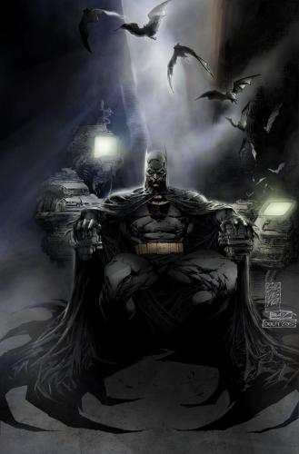 batman throne.thumbnail Batmans Throne Comic Books