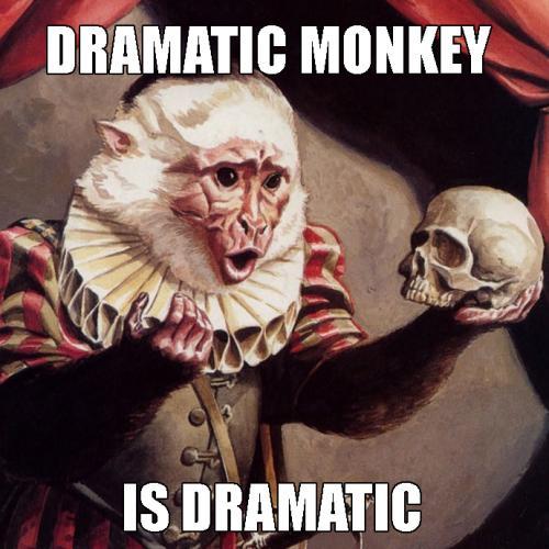 monkey-drama