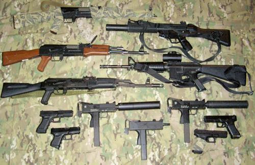 gun collection.thumbnail Impressive Gun Collection Wallpaper