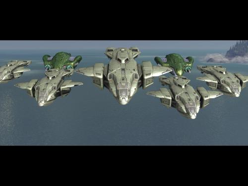 halo-drop-ships
