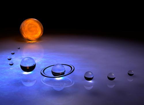 shiney-solar-system