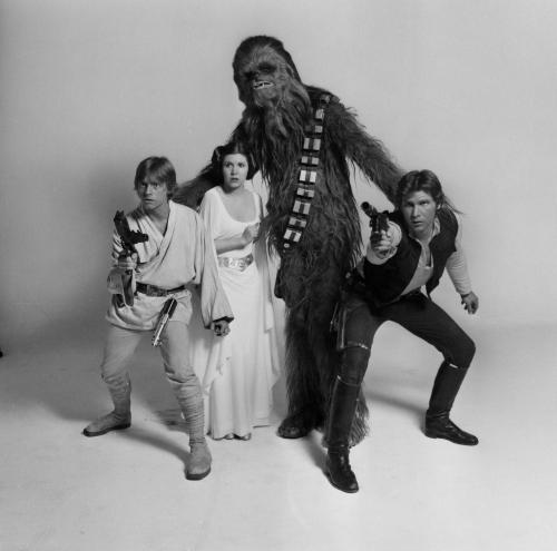 star-wars-cast-black-and-white