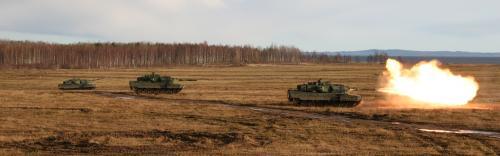 three-tanks