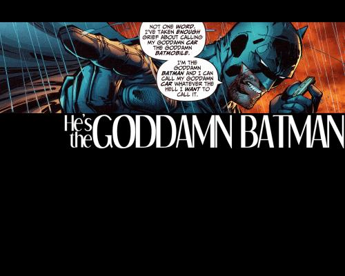 goddamn batman1.thumbnail God Damn Batman Humor Comic Books