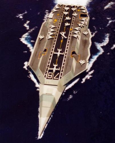 stealth aircraft carrier.thumbnail Concept Aircraft Carrier wtf Military