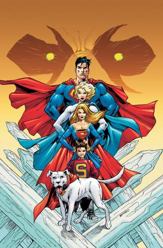 super family.thumbnail The New Super Family! Comic Books