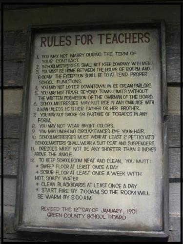 teacher rules.thumbnail Teacher Rules wtf Humor