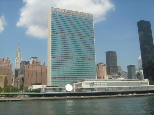 united nations building.thumbnail United Nations Building Politics