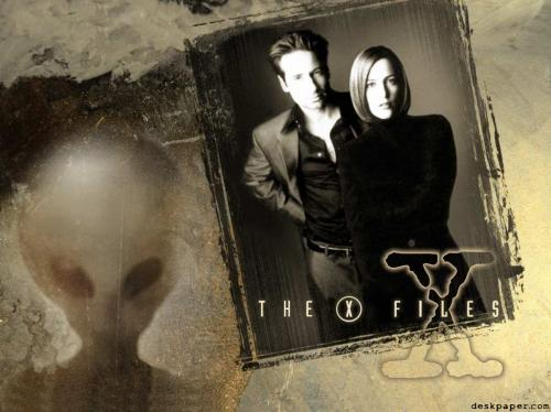 x files sexy.thumbnail Sexy X Files Wallpaper Sexy Fantasy   Science Fiction
