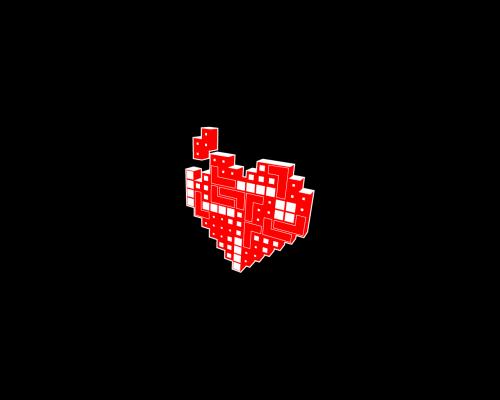 1199195500487.thumbnail Tetris Heart Wallpaper Valentines Day Gaming