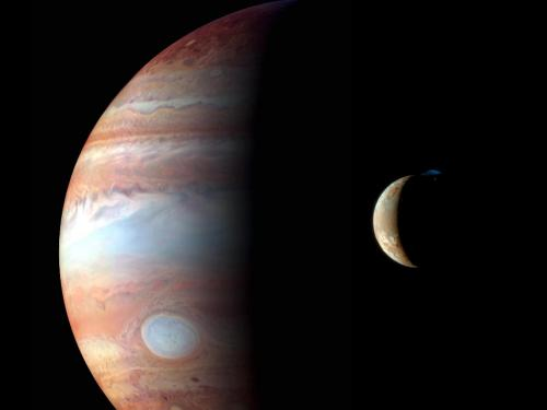 207796main image 993 1600 1200.thumbnail Jupitor and Moon Space