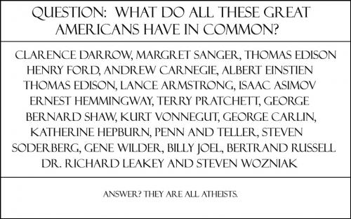 atheism 04.thumbnail Great Americans Religion Humor Forum Fodder