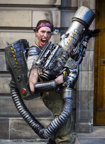 matrix gun.thumbnail Matrix Mechanic wtf Fantasy   Science Fiction