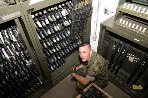 rifle room.thumbnail Military Weapons Room Military