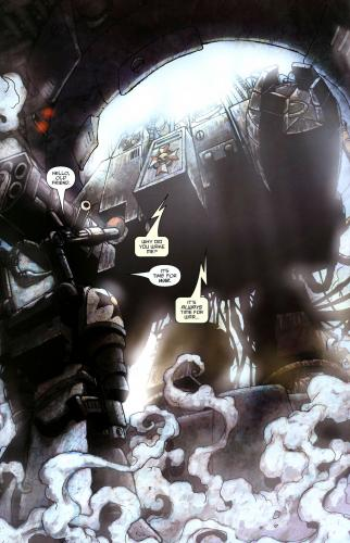 time for war.thumbnail Warhammer 40   Time For War Warhammer 40k Humor Comic Books