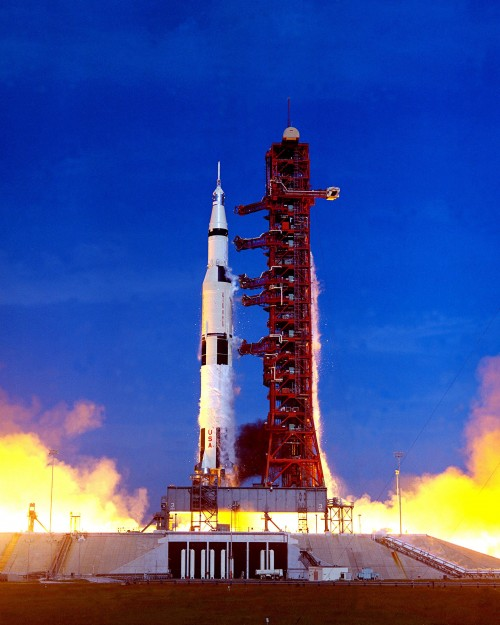 apollo15 500x625 Apollo 15 Launch Space Science!