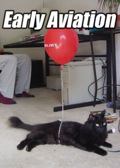 early 20aviattion Early Aviation lolcats Humor