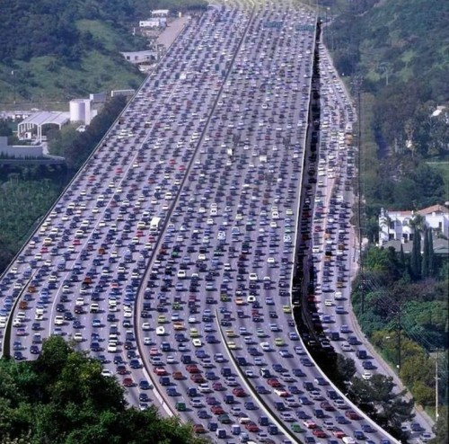 American Rush Hour