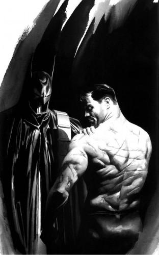 batmans scars