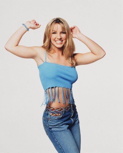 britney spears - Blue Top 02