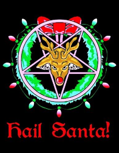 hail santa