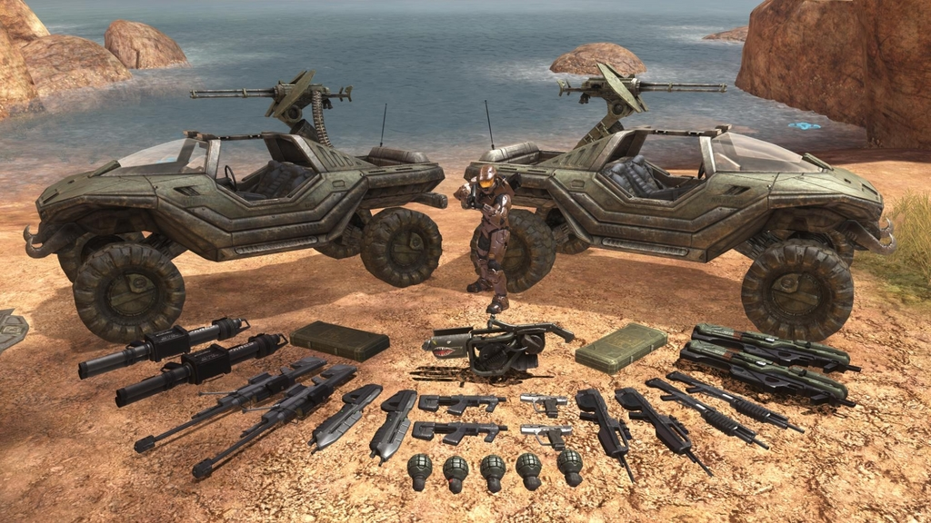 halo-weapons