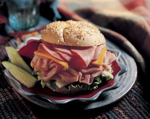 ham sandwich 500x397 ham sandwich Food