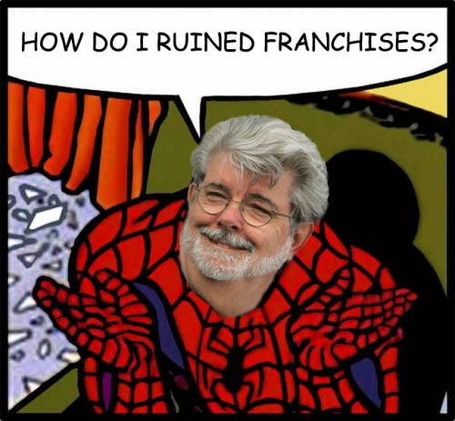 how do i ruined franchises