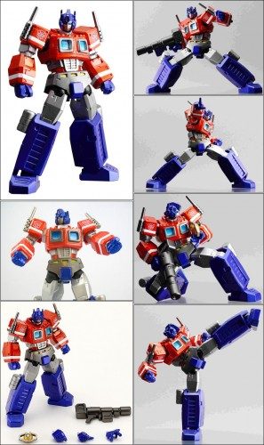 optimus prime - kicking ass