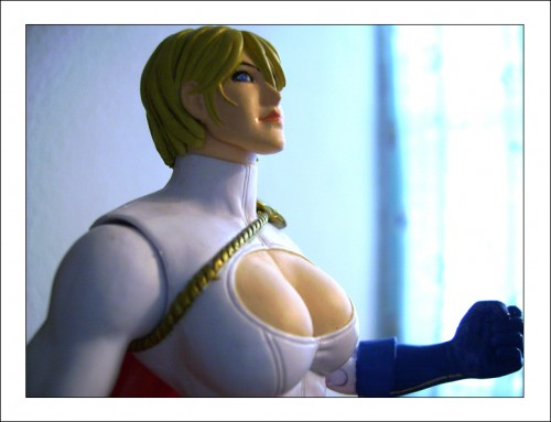 power girl toy