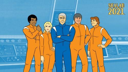 Sealab Crew