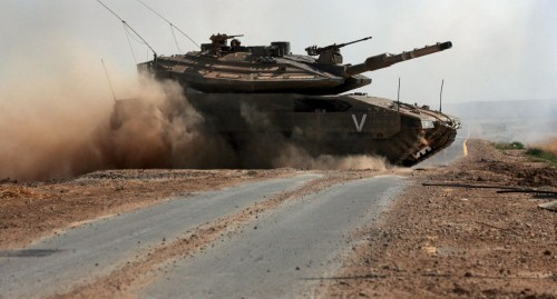 Tank U Turn