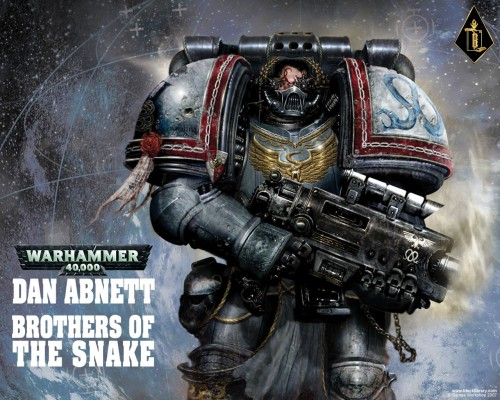 warhammer 40k - brothers of the snake
