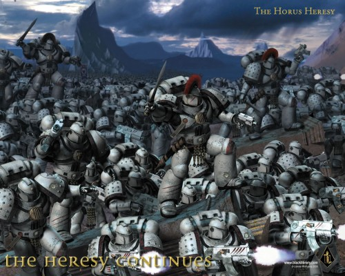 Warhammer 40k - False Gods