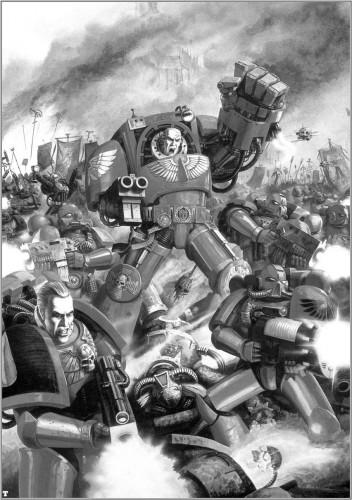warhammer frontlines
