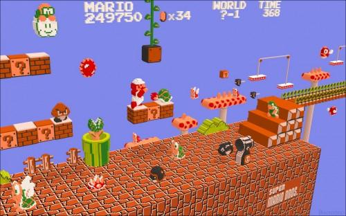 3D Mario World