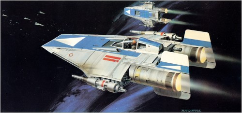a wing 500x234 A Wing Wallpaper star wars Fantasy   Science Fiction