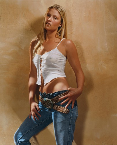 Ali Larter - White Top 02