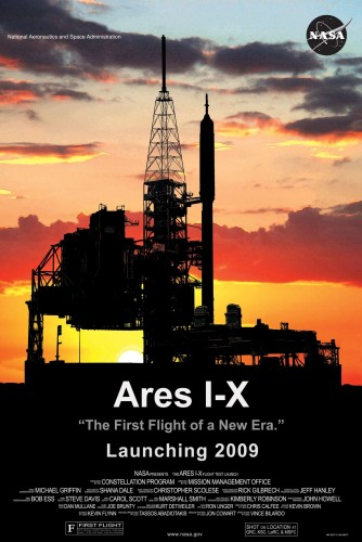 Ares I-X