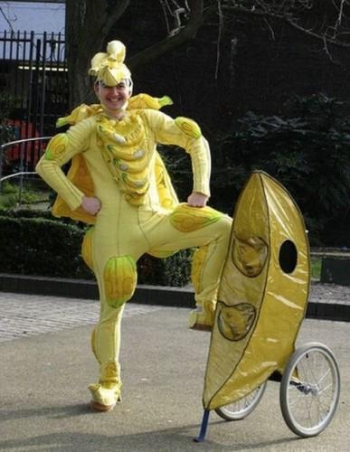 banana man